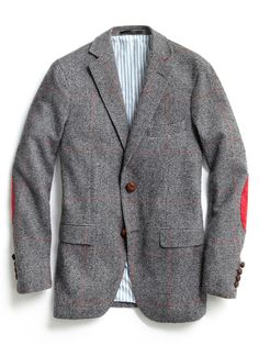 Blazer by Michael Bastin for Gant.