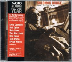 Images for Solomon Burke - Don't Give Up On Me