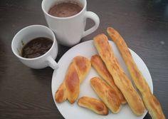 Kalács tészta- kalács kukac   Helga Szatmáry-Buka receptje - Cookpad receptek Hot Dog Buns, Hot Dogs, Bread, Food, Brot, Essen, Baking, Meals, Breads
