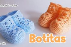 Crochet Easy Shoes For Babies - Crochet Ideas Crochet Baby Pants, Crochet Shoes, Halter Crop Top, Baby Booties, Easy Crochet, Beautiful Shoes, Crochet Patterns, Crochet Ideas, Free Pattern