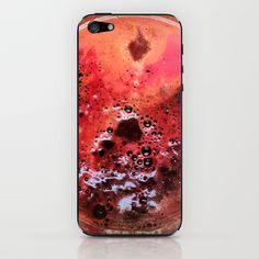 """Sweet Blood"" iPhone & iPod Skin by Gera Luz - $15.00"