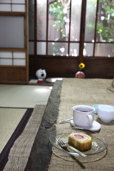 cafe in Kyoto