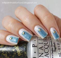 simple, easy nail art...