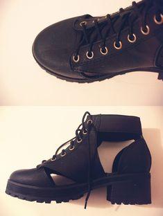 Die 270 besten Bilder von Goth Shoes   Goth shoes, High heel boots ... 2d9394a91b