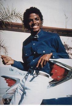 MICHAEL JACKSON || Desert Lily Vintage
