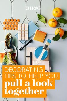 With so many elements to consider and choices to make, decorating can be a challenge. To make the process easier and more enjoyable, there are a few strategies you can take that will simplify your decorating decisions. Follow these steps to learn how to pull together a look you'll love. #decoratingtips #interiordecorating #homedecortips #interiordesign #homedecorideas #bhg Decorating Tips, Interior Decorating, Interior Design, Home Decor Trends, Diy Home Decor, Nest Design, Home Interior Design, Interior Designing, Home Decor