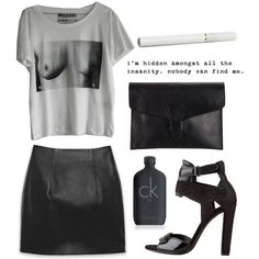 the insanity., created by cauchemar-exquis on Polyvore