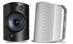Polk Audio Atrium 8 SDI Speaker (Single, White)           $ 166.99 Home Audio Speakers Product Features Atrium Series Speakers exceed baseline industrial and military specifications for environmental endurance (ASTM D5894-UV Salt Fog, Mil Standard 810 Immersion, Mil-Std 883 Method 1009.8 for salt and corrosion.) Anodized Aluminum Tweeter Domes with Rubber Surrounds are absolutely immune to the elements, provide the smooth, broad high-end range you […]  http://www.speakersst..