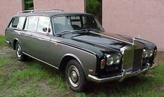 1969 Rolls Royce Silver Shadow Shooting Brake