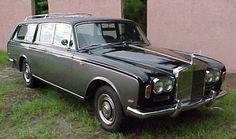 1969 Rolls Royce Silver Shadow Shooting Brake