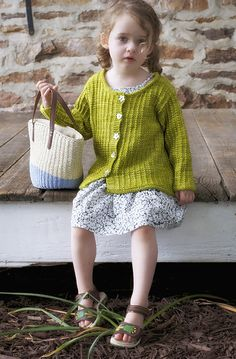 Ravelry: shadow ribs kid pattern by Lori Versaci