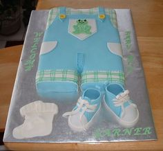 Overall Cake on Cake Central