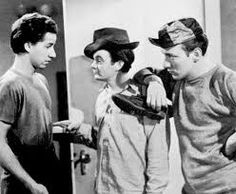 The Bowery Boys, Leo Gorcey and Huntz Hall Classic Tv, Classic Movies, Classic Comedies, Leo Gorcey, The Bowery Boys, Actor Studio, Old Movie Stars, Shall We Dance, Old Shows