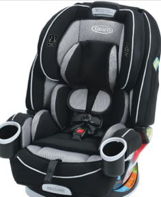Graco 4Ever All-in-One Convertible Car Seat $202.49 #graco #convertiblecarseat #carseat #graco4ever