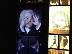 @Musée des Arts Décoratifs for the current Louis Vuitton-Marc Jacobs exhibition. Great face à face between the two creators - the latter, Jacobs, being Vuitton's Artistic Director since 1997, roughly 150 years after Louis founded Vuitton in 1854. Obviously not the same language, not the same style, not the same codes, but an equal passion for fashion and for l'air du temps in the XIXth century's Industrialization age and in our contemporary Globalization age. – à Les Arts Décoratifs.