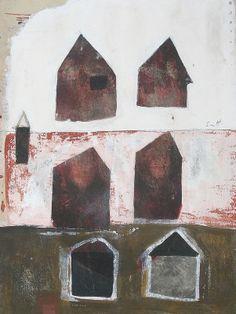 """House To House"" www.etsy.com/ca/shop/ScottBergey"