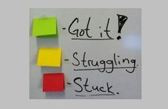 25 Ways to Use Sticky Notes in the Classroom - WeAreTeachers Middle School Activities, Classroom Activities, Classroom Organization, Desk Organization, Classroom Management, Counseling Activities, Behaviour Management, Classroom Design, Classroom Ideas