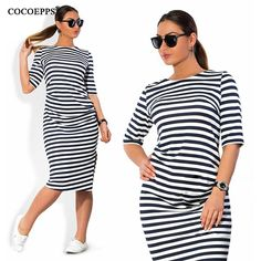 ru.aliexpress.com store product fashionable-Striped-summer-women-dresses-big-sizes-NEW-2016-plus-size-women-clothing-Knee-Length-dress 1269507_32644274247.html?spm=2114.12010615.0.0.HmmGfX