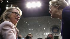 My Blog: Hillary Clinton wrote Elizabeth Warren a love lett...