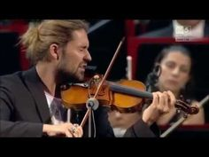 David Garrett – Max Bruch's concert in G minor Op 26 (Milan, May 30th 2015) - YouTube