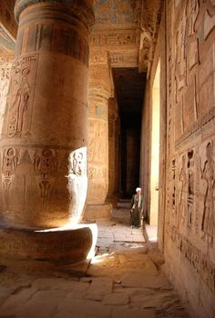 Karnak Temple, in Luxor, Egypt
