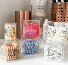 We can't get enough of the new invisibobble® colors! Can you? #invisibobbleORIGINAL #invisibobbleNANO