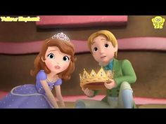 Sofia The First Lovely Moments Top Cartoon For Kids And Children Part 107 - Yellow Elephant - YouTube