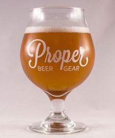 PROPER TULIP GLASS