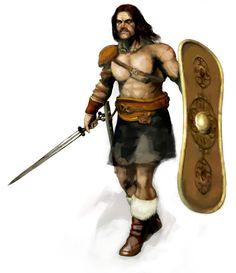 warrior from the americas spoiler Celtic Calendar, Celtic Warriors, Female Warriors, Celtic Clothing, Shield Maiden, Celtic Mythology, Celtic Art, Dark Ages, Medieval Fantasy