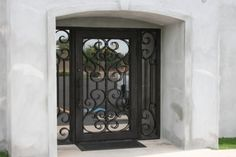 Iron front doors will not only prove secure and most difficult to penetrate, they will also hold up to any type of weather. Description from ironfrontdoors-balticiron.blogspot.com. I searched for this on bing.com/images