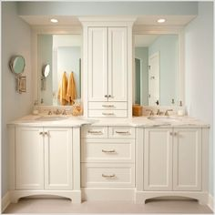 You Can Shrink The Size of The Sink and Install Maximum Number of Drawers and Cabinets Possible