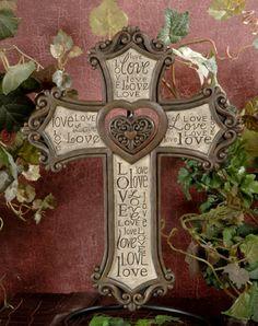what a stunning cross