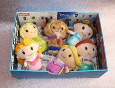 Giveaway: Hallmark Itty Bittys Disney Princess Range
