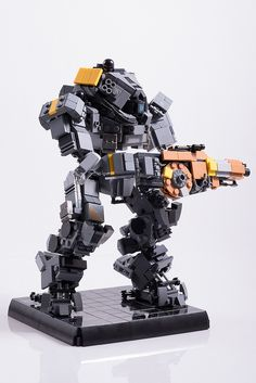 Ion and Northstar Titans on standby, signal when ready