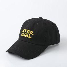 Cotton The Weeknd Starboy Hats and Stargirl Hats XO Dad Hat Baseball Caps  Snapback Hip Hop Caps Men and Women Summer 570b557f9ca