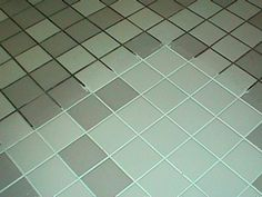 Grout Cleaner:  7 cups water half cup baking soda a third cup ammonia or lemon juice and quarter cup vinegar  Mix together and apply to the grout, scrub and finally rinse off..Hopefully your grout will now be nice and clean