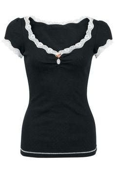 My Soft Basic Shirt by Vive Maria