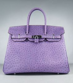 Hermes bag in Lilac Ostrich........ #opieurocentrale #youresuchabudapest