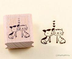 50% korting op SALE kat & hond liefde stempel
