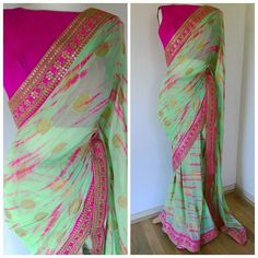 Buy Latest Trends Organza Cocktail Party Saree in USA and Canada by Trendylehenga Couture Buy Online Designer Collection, :Call/ WhatsApp us 77164 . Saree Blouse Patterns, Saree Blouse Designs, Sari Blouse, Sari Dress, Saree Designs Party Wear, Party Wear Sarees, Trendy Sarees, Stylish Sarees, Sarees For Girls