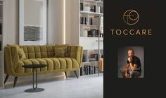 Feel Me - kolekcia látok TOCCARE | sedackybeta.sk Couch, Feelings, Furniture, Home Decor, Settee, Decoration Home, Sofa, Room Decor, Home Furnishings