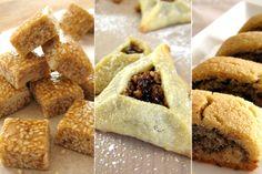 מגזין דרך האוכל - אוזני המן, מקרוד ועוד ממתקים מסורתיים לפורים