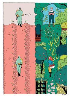 http://www.prisedeterre.net/2016/06/10/survivre-de-la-permaculture/