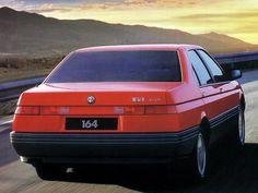 Alfa Romeo 164 – Istorija #alfa   #alfaromeo   #alfaromeo164