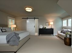 """Paint Color: """"Sherwin Williams SW 7015 Repose Gray"""" #PaintColor"""