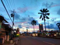Cilacap city indonesia