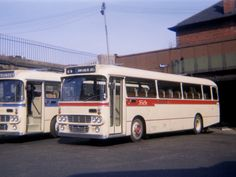 https://flic.kr/p/fGgd8m | 0296 19730416 Fife UXA 423L | At the scene of many bus photos over the years (the corner of Killermont Street and Germiston Street in Glasgow) is Fife's Alexander coach-bodied Leopard FPE 23. Pictured in April 1973, the bus was then six months old.