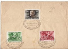 Stamp by feren-tams @eBay