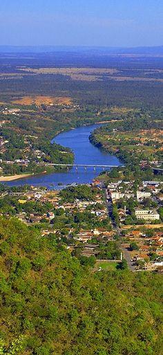 Mato Grosso - Goiás - Brasil