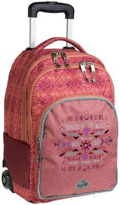 Busquets, Wheeled Backpacks, School Backpacks